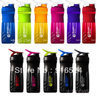 Wholesale Top New American Import Blender Bottle The Professional Protein Powder Shaker Fashion Colorful Sports Bottle