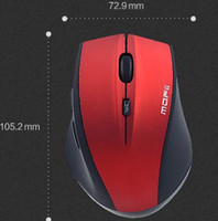 Cheap 2000 mouse blue Best 2.4Ghz Wireless Finger mouse keyboard