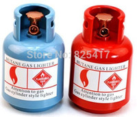 Wholesale New Christmas Piggy Bank Fashion Money Boxes Gas Cylinder Money box Novelty Toys Special Present SN0069