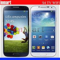 Wholesale New S4 inch TV WIFI Dual SIM Quad Band Unlocked cell Phone N9 F8 in our store