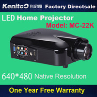 Wholesale Perfect P HD Lumens Projector with TV VGA HDMI USB AV LED lamp life of hours