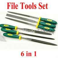 Cheap Steel craft tool Best Round Mini Files tool craft