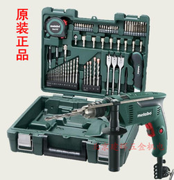Wholesale New Year Special SBE561 Metabo impact drill Hand Drill Driver with high end accessory kit