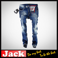 cheap jeans for men - high quality new style designer fashion top brand cheap hot skinny blue brand luxury jeans for men