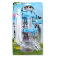 steel water bottles - No Drip Dog Top Fill Water Bottle Drinker Pet Water Dispenser Pet Water Feeder Stainless Steel Inlet ml YPET0013