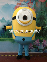 Wholesale Minions Despicable Me Mascot Costume Fancy Dress Outfit EPE AW9090