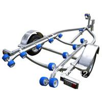 Wholesale Promotion Price Single Jet Ski Trailer Roller Type