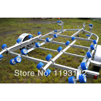 Wholesale Promotion Price Double Jet Ski Trailer Roller Type