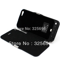 Cheap For Iphone 5G battery charger case Best iPhone 5 For apple iphone battery charger for iphon