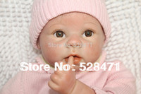 Cheap Unisex vinyl baby doll Best Birth-12 months Vinyl vinyl play dolls