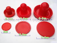 Table air hockey table game - Standard desktop air hockey table game accessories large