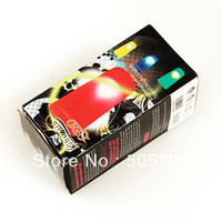 Wholesale Top LED Electronic Changing Color Candle Night Light Flicker
