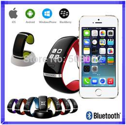 U watch L12 Updating Version Smartwatch L12S Bracelet Wrist fashion Smart Watch Bluetooth for iPhone Samsung Android Phone