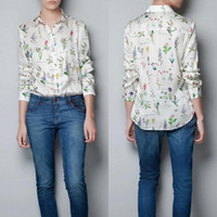 Cheap Regular Blouses & Shirts Best Polyester Women Cheap Blouses & Shirts