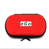 Cheap Single cigarette case Best Red Metal e cigarettes ego battery