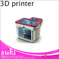 Wholesale 3D Printer English Operation Interface Household Type Of Printer ABS PAL Extrusion Machine