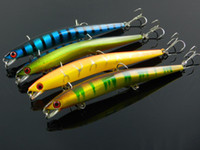 Wholesale Minnow Fishing bait lure hard bait cm g bass lures fly fishing trulinoya protein