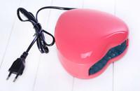 UV Lamp 9W US Free Shipping. Mini 6W LED Nail Gel Polish Cure Lamp LED UV nail lamp Nail Dryer 220V