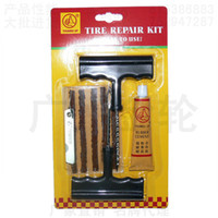 Wholesale Thumbs brand tire pin with blades and glue quick tire tire pen tire repair tools