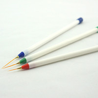 Wholesale Hot Sale Set Drawing Nail Art Liner Design Painting Acrylic Pen Brush Tools Drop Shipping NA