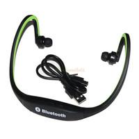 Cheap Wireless Bluetooth Sports Headphones Headset Earphones HandsFree Calling for iPhone iPad Samsung HTC Sony Phones Tablet #1502016