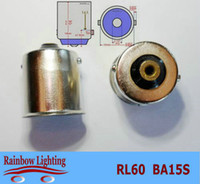 Wholesale BA15S copper basement for car led light bulbs factory price hot selling RL60