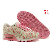 2014 Womens Sports Shoes Floral Sneakers Brand Running Shoes Beautiful