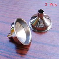 alcohol brands - Hot Lead free Men Alcohol Stainless Steel Funnel Brand New Mini