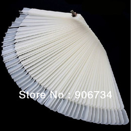 Wholesale Hot Selling DIY Set Folding Fan Type Natural Color Color Palette Of Nail Polish