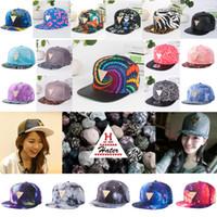 Wholesale HATER hat baseball cap snapback Deng purple chess female Korean tidal Mens Star visor hat outdoors