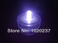 Wholesale pieces White Waterproof Submersible LED Light Floral Floralyte Wedding Decoration Christmas Party Gift favors supplies