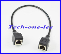 Connectors & Plugs ethernet cable connector - 5pcs cm Ethernet LAN RJ45 Network connector female Jack to female jack adapter Cable
