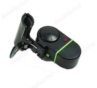 Wholesale New Arrive Outdoor Electronic Fish Bite Alarm Finder Sound Alert Running LED Clip on Fishing Tool