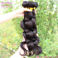 Wholesale Good cheap qin berry bella dream hair and bundle a natural color virgin brazilian hair body wave hair extensions