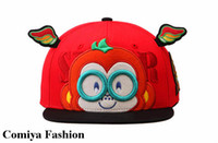 Wholesale 2014 fashion Brand New Cotton cute child hip hop swag baseball cap snapback casual trukfit hats for men women Outdoor raiders