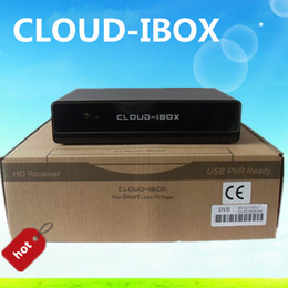 Wholesale Mini Satellite Receiver Cloud ibox original dvb s2 Mini Vu Solo IPTV Youtube streaming channel Cloud I BOX Free Fast Shipping