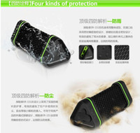 4.1 For Mobile Phone HiFi New Wireless Portable Bluetooth Speaker Iron Triangle 4W Stereo Audio Sound Shockproof Waterproof Speaker For iPhone Outdoor