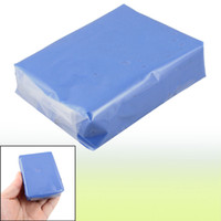 car wash sponge - Blue Clay Bar Cleaner Auto Car Washing Care Detailing g