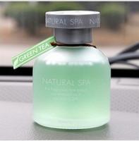 Wholesale air freshenerSupply fast US special car seat perfume car perfume car perfume elegant fresh ocean green teaperfume fragrance car