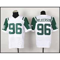 Wholesale Football Jerseys Muhammad Wilkerson Elite White American Football Player Jersey Custom Football Jerseys New Season All Teams