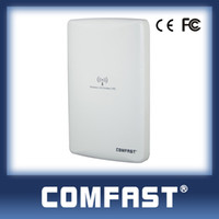 Wholesale 150Mbps outdoor Access Point for long range with dBi Antenna high power waterproof KM distrance CPE Nanostation CF E218N