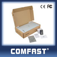 Wholesale Support POE MHz M Long Range N mW High Power Wireless Outdoor CPE AP bridge Router Function Comfast CF E218N