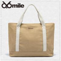 Wholesale Fashion fashion handbag canvas bag shopping bag the trend brief shoulder bag travel bag