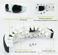 Wholesale Eye Massager finger massage points kindsof acupressure circulation ways silicone