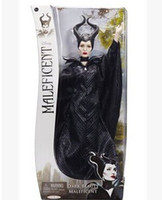 Wholesale New CM Cartoon Witch Maleficent Doll Maleficent Sleeping Spell Toys Original box packing