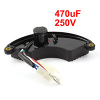 Wholesale Motorcycle KW AVR Single Phases Generator Voltage Regulator uF V