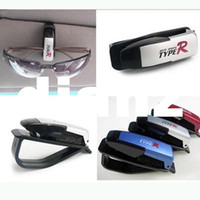 Sunglasses auto clips - Fashion Hot Car Auto Vehicle Sun Visor Glasses Sunglasses Holder Clip