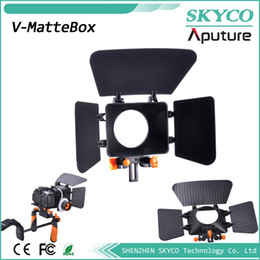 Wholesale 2015 Ps Vita Lcd Screen Ps Vita Grip New Aputure V mattebox Dslr Matte Box for mm Rail Rod Support Follow Focus High Quality