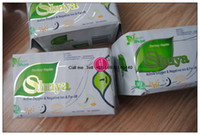 Yes sanitary pads - female pads anion packs Hot sale shuya brand sanitary pads panty liners certificated products