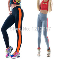 Wholesale Dancing Trouser Slim Women Sport Pants Fitness Yoga Training Pants Leggings Clothes Wear